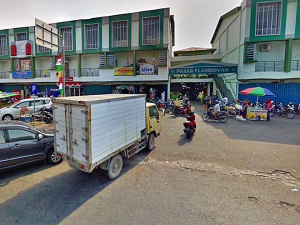 Cargo Jogja – Pontianak, Kalimantan Barat