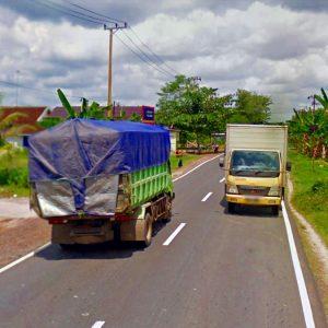 Ekspedisi Jogjakarta ke Paringin, Kalimantan Selatan