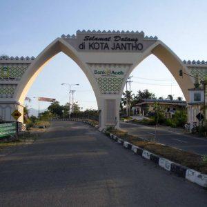 Ekspedisi Jogja ke Kota Jantho, Aceh Besar