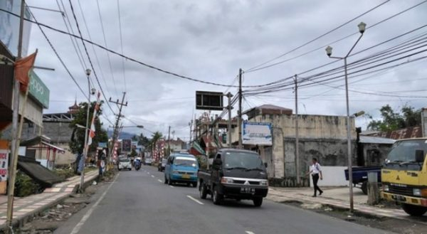 Ekspedisi Jogja ke Ratahan, Minahasa Tenggara