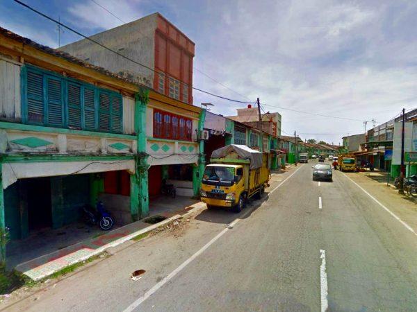 Ekspedisi Jogja ke Sibuhuan, Padang Lawas