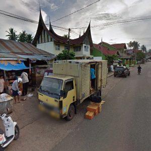 Ekspedisi Jogja ke Batusangkar, Tanah Datar