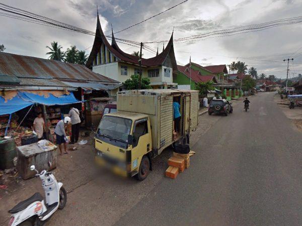 Ekspedisi Jogja ke Tais, Bengkulu