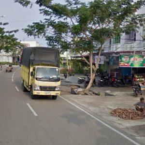 Ekspedisi Jogja ke Kuningan, Jawa Barat