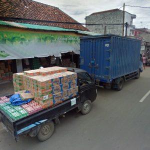 Ekspedisi Jogja ke Mukomuko, Bengkulu