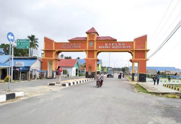 Ekspedisi Jogja ke Langara, Konawe Kepulauan