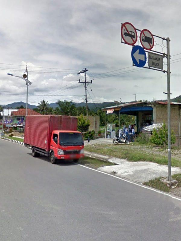 Ekspedisi Jogja ke Lubuk Sikaping, Pasaman