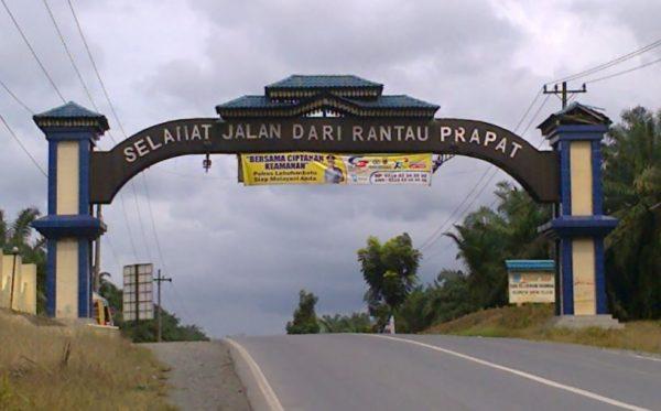 Ekspedisi Jogja ke Rantau Prapat, Labuhanbatu