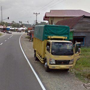 Ekspedisi Jogja ke Pringsewu, Lampung