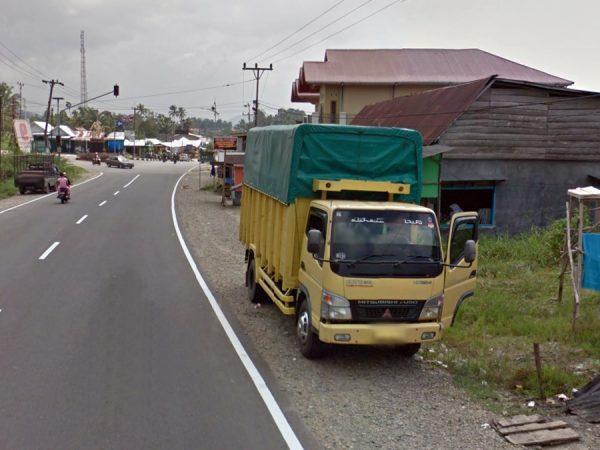 Ekspedisi Jogja ke Cimahi, Jawa Barat