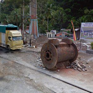 Ekspedisi Jogja ke Sawahlunto, Sumatra Barat
