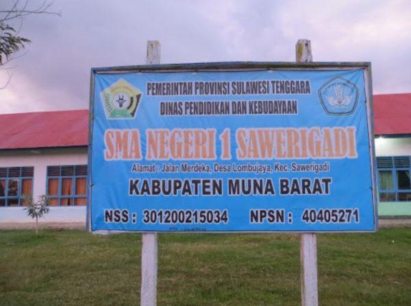 Ekspedisi Jogja ke Sawerigadi, Muna Barat