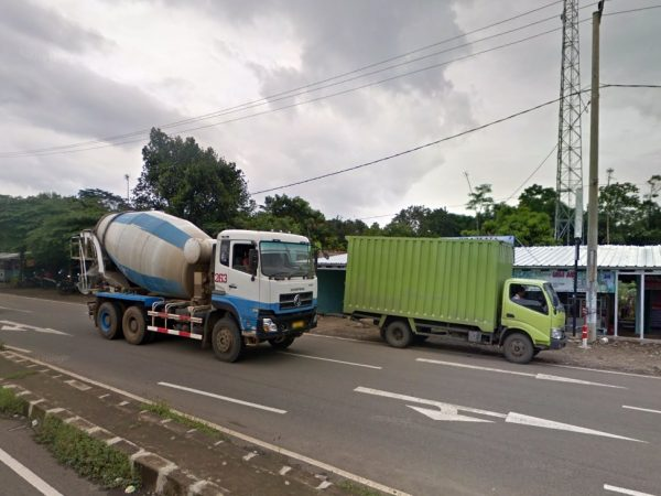 Ekspedisi Jogja ke Cilegon, Banten