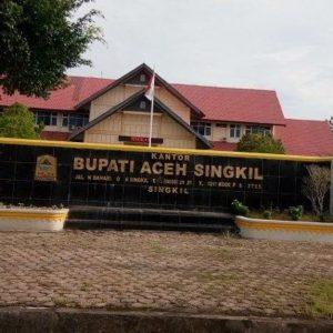 Ekspedisi Jogja ke Singkil, Aceh Singkil