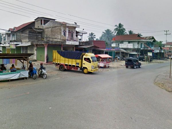 Ekspedisi Jogja ke Padang Aro, Solok Selatan