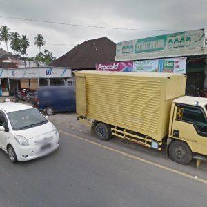 Ekspedisi Jogja ke Ciruas, Banten