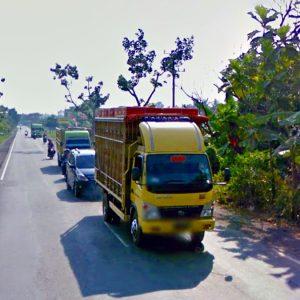 Ekspedisi Jogjakarta ke Tenggarong, Kalimantan Timur