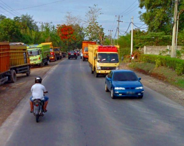 Ekspedisi Jogja ke Blambangan Umpu, Lampung