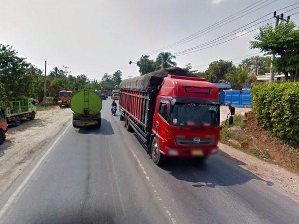 Ekspedisi Jogja ke Gedong Tataan, Lampung