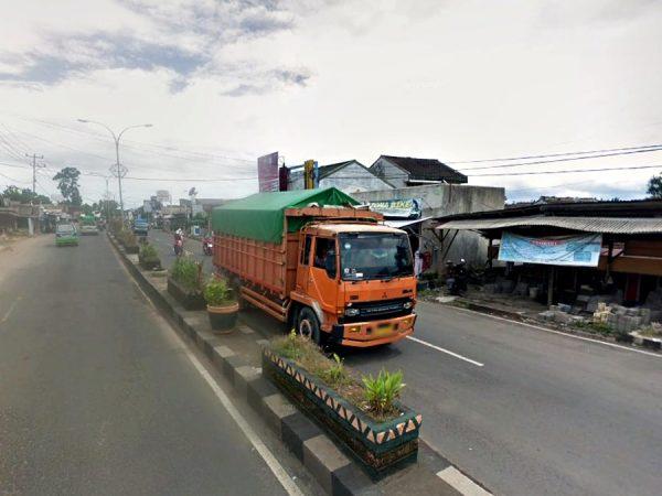 Ekspedisi Jogja ke Batang, Jawa Tengah