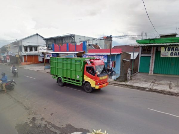 Ekspedisi Jogja ke Ciamis, Jawa Barat