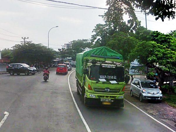 Ekspedisi Jogja ke Liwa, Lampung