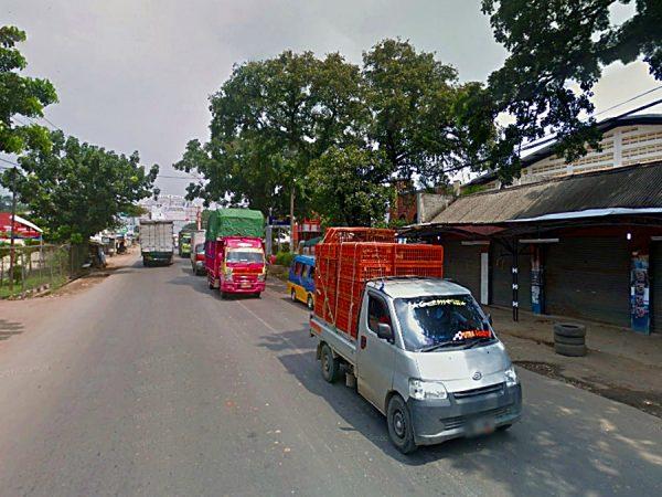 Ekspedisi Jogja ke Majalengka, Jawa Barat