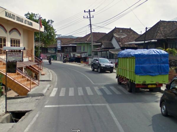 Ekspedisi Jogja ke Pandeglang, Banten