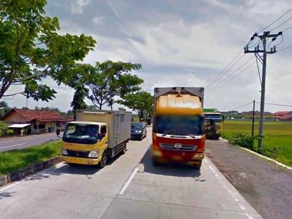 Ekspedisi Jogja ke Trenggalek, Jawa Timur