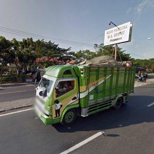 Ekspedisi Jogja ke Wonosobo, Jawa Tengah