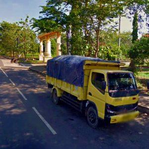 Ekspedisi Jogja ke Sukadana, Lampung